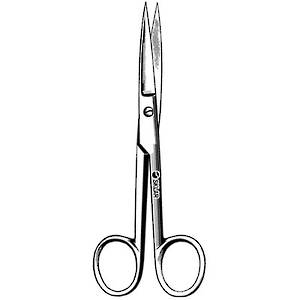 SKLAR Operating Scissors S/S 18.5cm