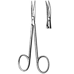 SURGI-OR Iris Scissors Curved 11.5cm